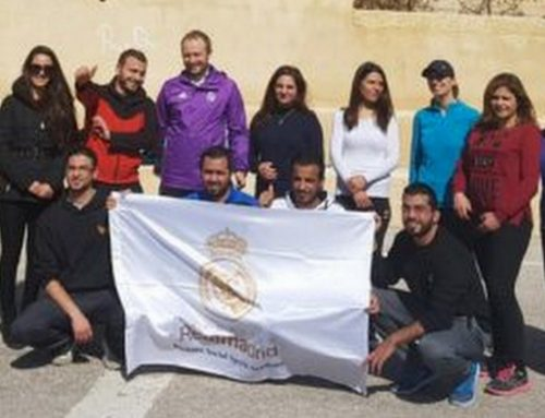 The partnership between the Real Madrid Foundation and the Latin Patriarchate of Jerusalem continues.