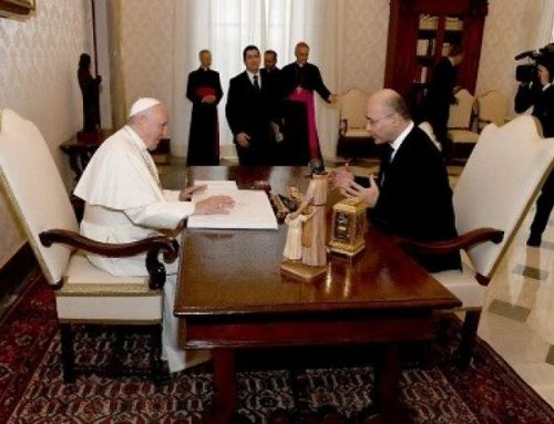 """Iraqi President: the Pope's visit a """"historic"""" event. High expectation among the Christians of Nineveh."""