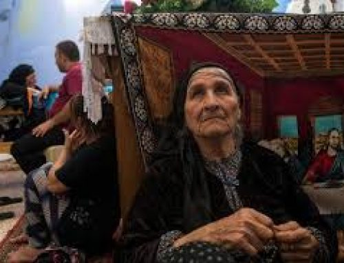 The Tragedy of Middle Eastern Christians.