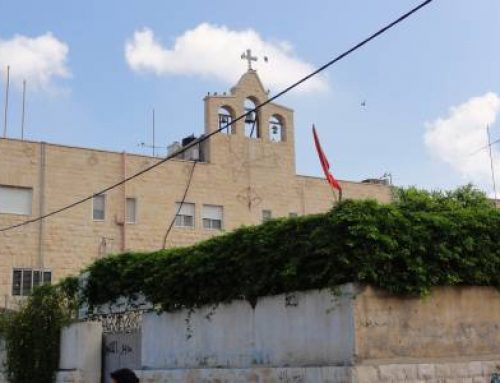 PALESTINE – Impressive figures on the decline of the Christian presence in the cities of the West Bank.