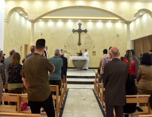 Only 40 Christians Returned to Mosul.