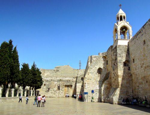 UNESCO: Basilica of Nativity No Longer Considered Endangered Patrimony.