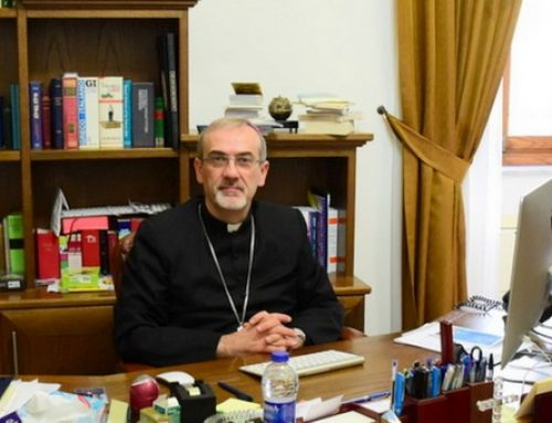 Archbishop Pizzaballa: Christians in the Holy Land, weavers of peaceful relations.