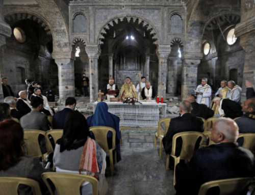 Future of Iraqi Christians Still 'Hangs in the Balance' Five Years After ISIS First Seized Control of Northern Iraq.