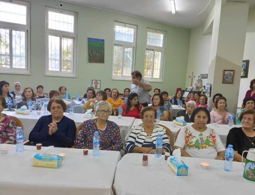 HCEF Honored the Senior Citizens of Palestine on the International Day of the Elderly Celebration.