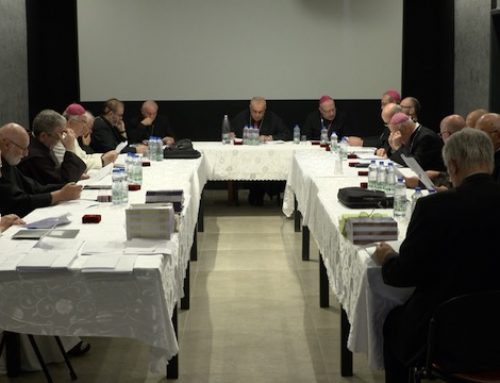 The Assembly of the Catholic Ordinaries of the Holy Land in Jerusalem.