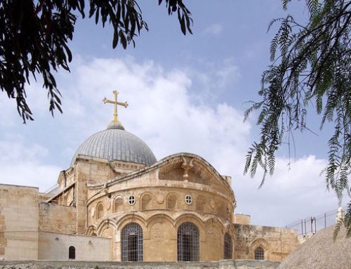 The Ethnic Cleansing of Palestinian Christians that Nobody is Talking About.