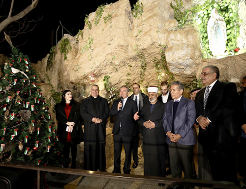 """Tree of National Unity"" lit in Na'our."