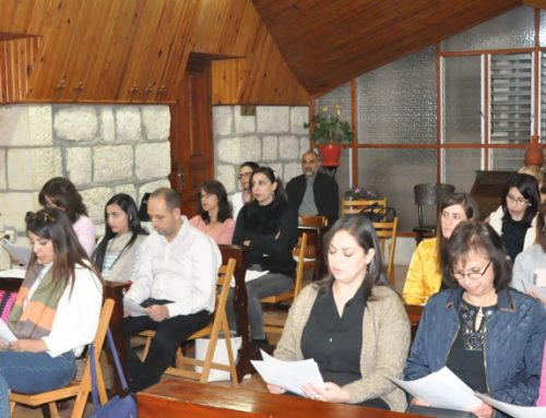 Advent: Catechetical Office of Latin Patriarchate organizes spiritual retreat for Christian teachers in Bethlehem and Ramallah.