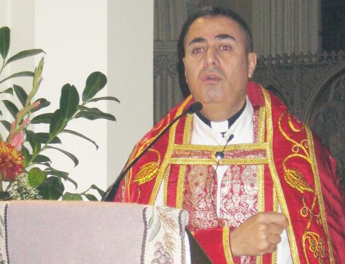 Archbishop Nathaniel Semaan of Erbil: Fresh violence threatens our future.