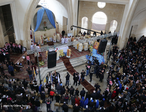 Catholic Churches in Jordan celebrate 20th national pilgrimage to the Baptism Site.