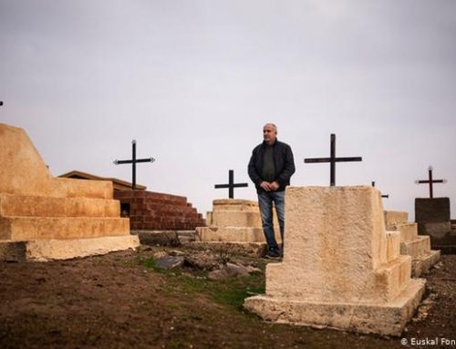 War in Syria drives out Christian community.