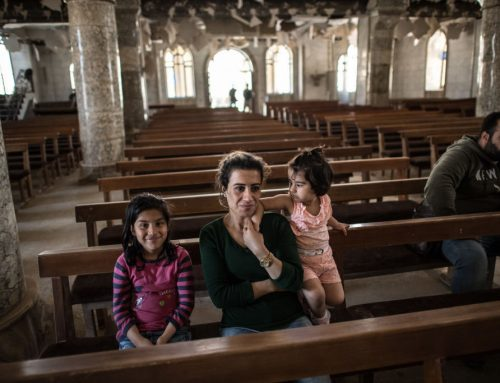 Church Leaders Concerned for Christianity's Future in Iraq.