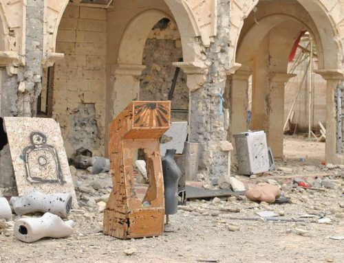 Historic Iraqi church to be rebuilt.