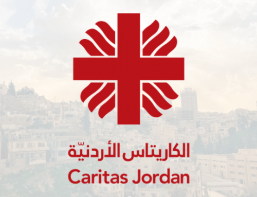 COVID-19: Caritas Jordan presents medical supplies to Health Ministry.