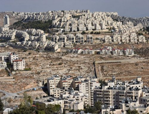 Vatican cautions Israel over West Bank annexation plan.