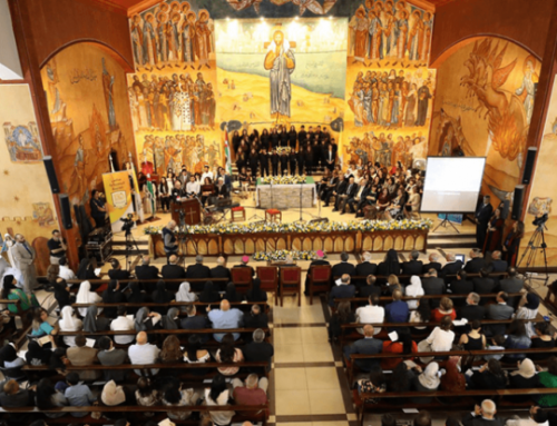 Diocese of Jerusalem launches appeal for Latin Patriarchate Schools students.