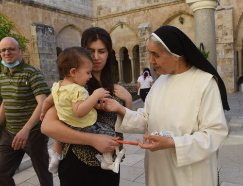 Amid joy as Bethlehem reopens, Christians have uncertainty about future.