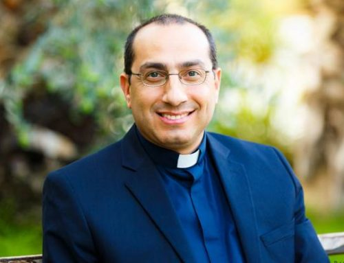 Fr. Iyad Twal named vice president, executive president of Bethlehem University.