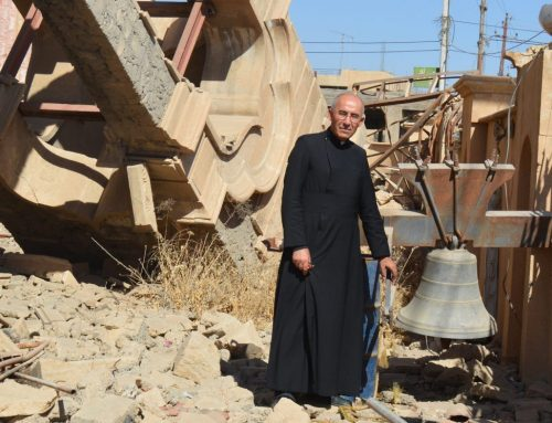 IRAQ: Charity accuses international community of failing Iraq's Christians.
