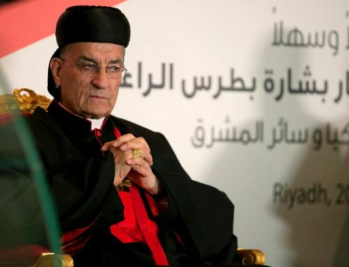 Maronite patriarch unveils a 'national educational pact' to counter the country's crisis.