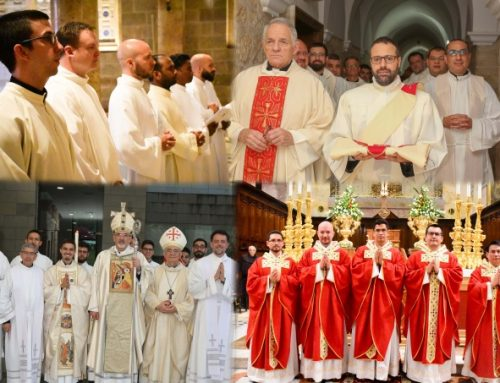 Diocese of Jerusalem celebrates 30 ordinations this year.