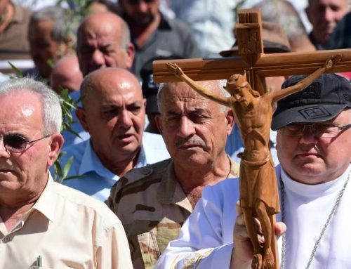 Return or Go Extinct: 5 Things That Must Change Now for Iraq's Christians.