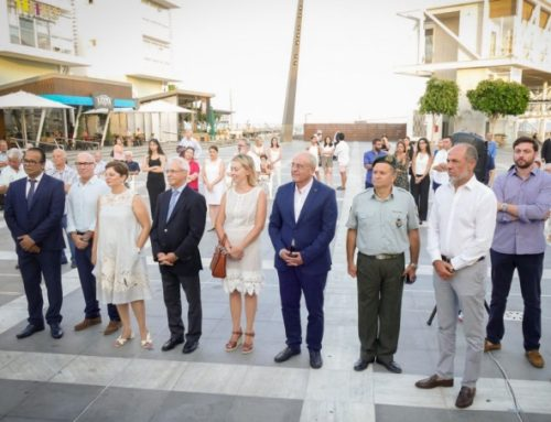 "The old port of Limassol hosts the ""The Latins of Cyprus"" exhibition."