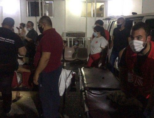Caritas launches emergency plan to assist victims of Beirut explosion.