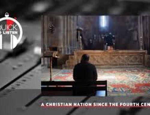 Armenian Christians Are Especially Worried About War.