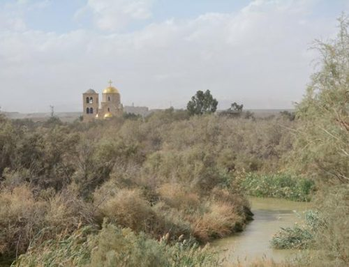 Upon Royal directives, international advisory board formed to oversee Baptism Site Development Zone.