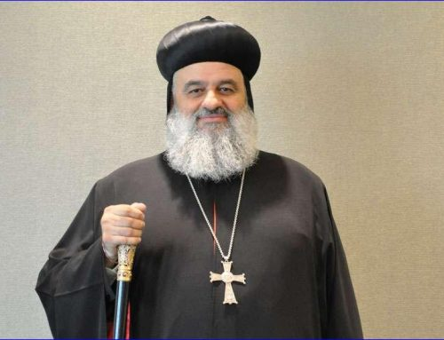Syriac Patriarch Calls for Sanctions on Syria to End.