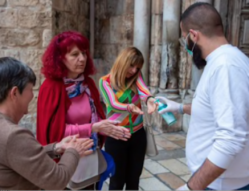 How to support the Christians of the Holy Land during the COVID-19 pandemic.