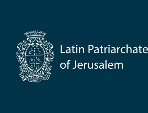 Should the Patriarch of Jerusalem be an Arab?