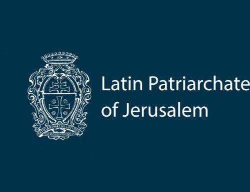 Should the Patriarch of Jerusalem be an Arab?