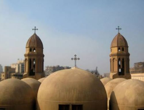 EGYPT – The number of legally recognized Christian churches rises to 1738.