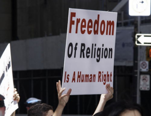U.S. Report on Religious Freedom in Middle East.