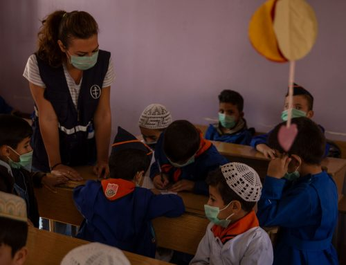 MECC is implementing awareness raising activities as precautions from the Coronavirus in Syria.