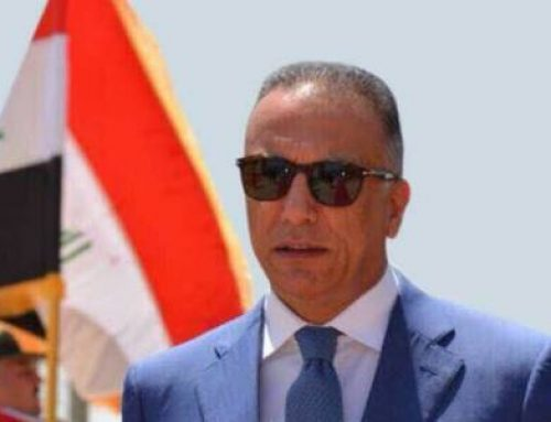 "IRAQ – Prime Minister Mustafa al Kadhimi: ""Iraq is not Iraq without Christians""."