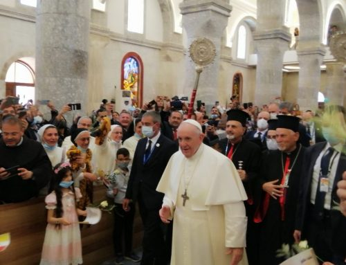 Pope Francis' historic visit to Iraq has given fresh impetus this Easter to a movement of Iraqi Christians returning to their homeland after fleeing genocide at the hands of Daesh (ISIS).