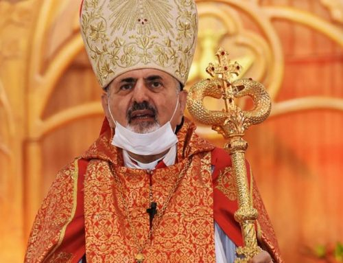 Patriarch: Christian Iraqis hope goodwill from papal trip carries over.