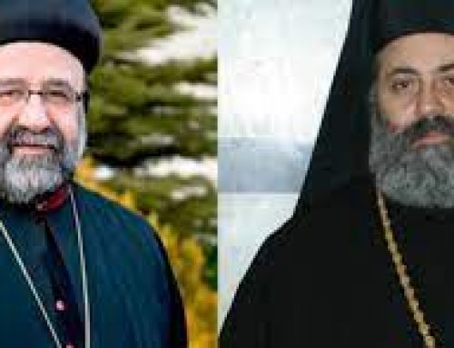 In Syria, a prayer service for two abducted bishops.