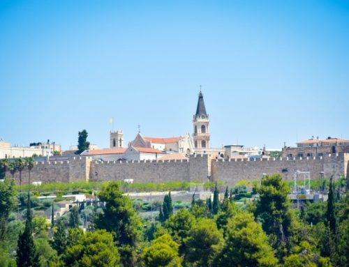 Latin Patriarchate reacts to recent violence in Jerusalem