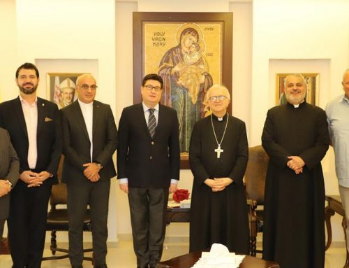 """""""Hungary's support for Latin Patriarchate institutions is highly appreciated""""."""