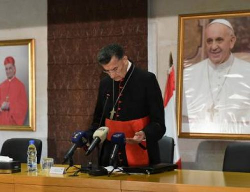 """LEBANON – Synod of the Maronite Bishops: """"The supply of the Lebanese population is at risk""""."""