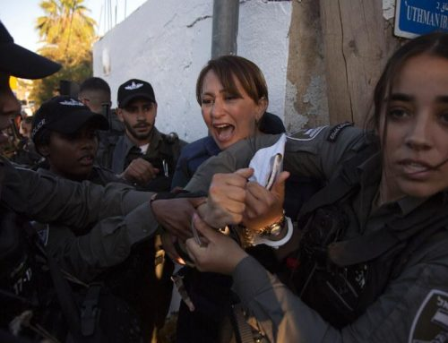 Israel's Attack on Journalists and Free Speech.