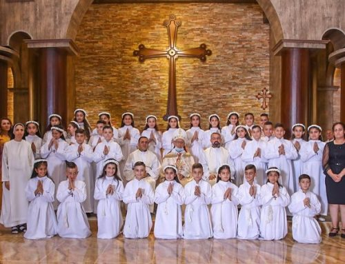 For Iraqi Christians, scenes of both horror and hope.