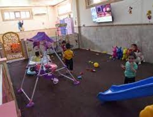 The Holy Family Nursery brings joy, hope to Christian community in Iraq.