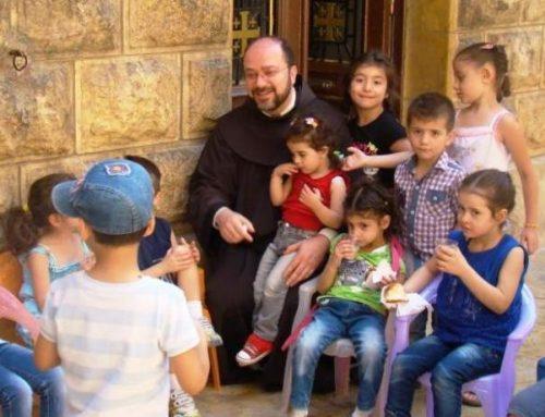 Fr. Ibrahim on the drama of Aleppo's Christians.