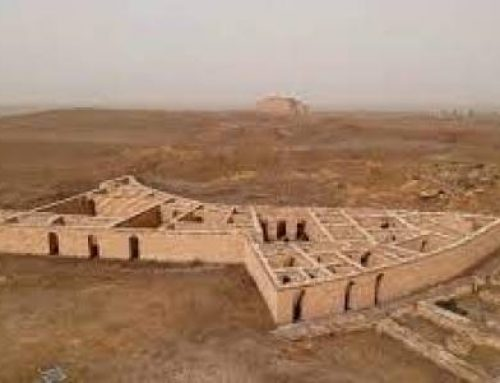 IRAQ – The project to erect a church in Ur of the Chaldeans takes off.
